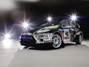 Ken Block Monster Energy Ford Fiesta