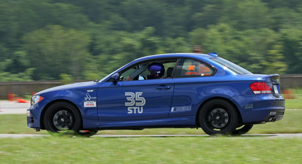Project BMW 135i STU at 2010 Kansas City Midwest Divisional