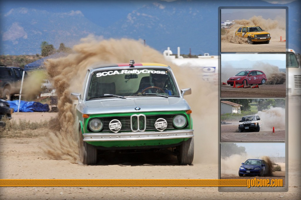 BMW 2002 Rallycross National Championships