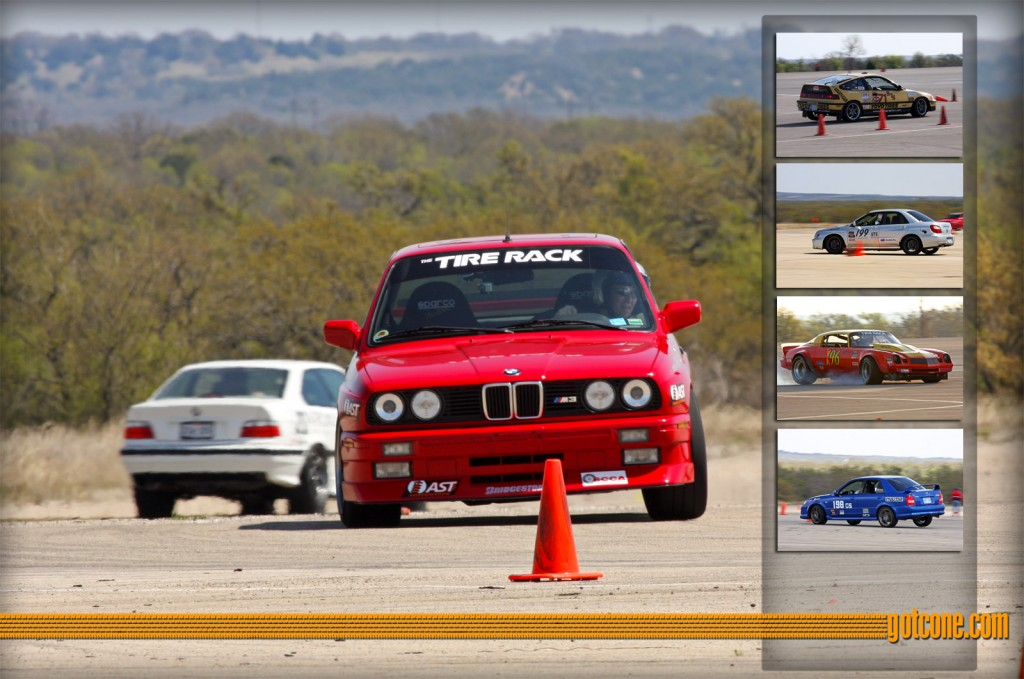 BMW M3 Texas National Tour