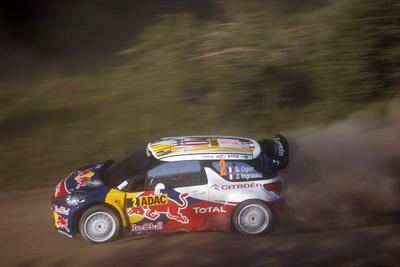 Sebastien Ogier Rally Germany