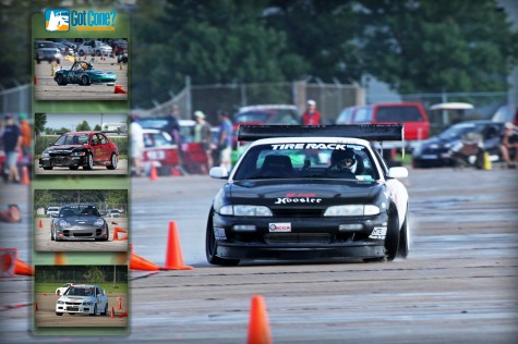 2011 SCCA TireRack Solo Nationals Competition