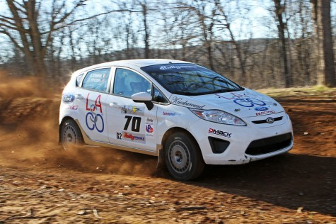 Chris Duplessis Ford Fiesta R2