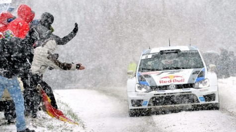 Latvala Monte Carlo 2013