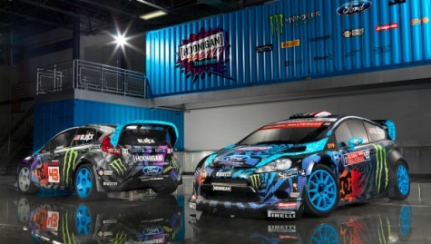 Hoonigan Racing Division Revealed