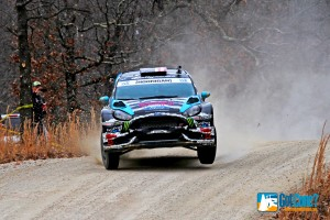 Ken Block Ford Fiesta Hoonigan Racing