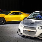 Transformers 4: Chevy Sonic RS Rally Car