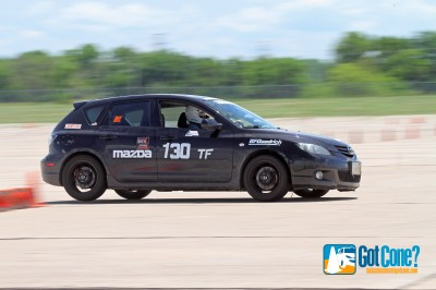 July Nebraska Region Autocross