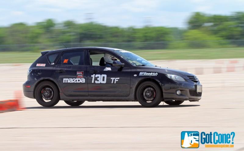 July Nebraska Region Autocross