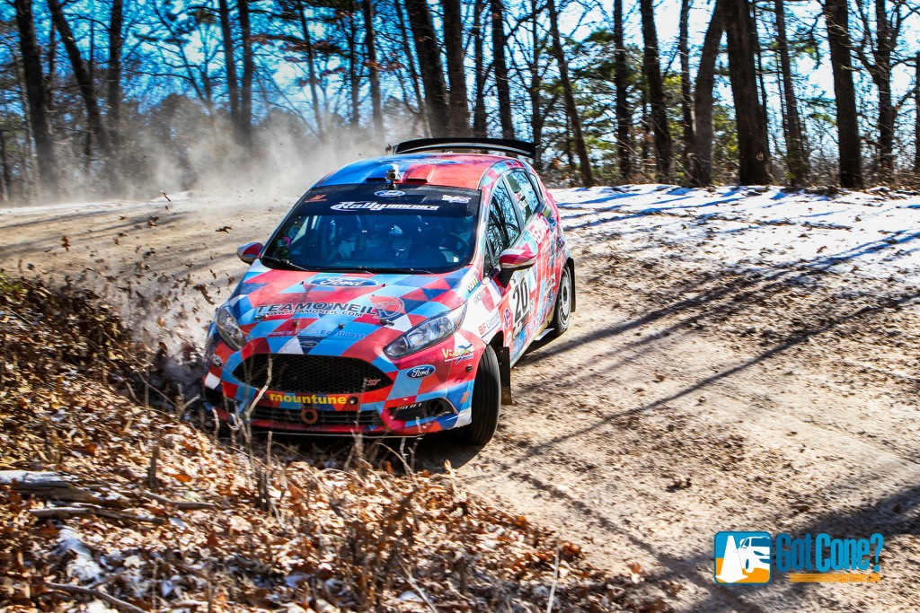 Andrew Comrie-Picard's Ford Fiesta ST