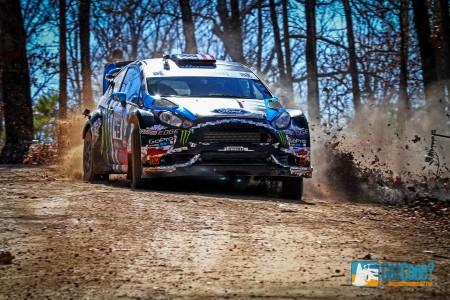 Ken Block HFHV Ford Fiesta for sale