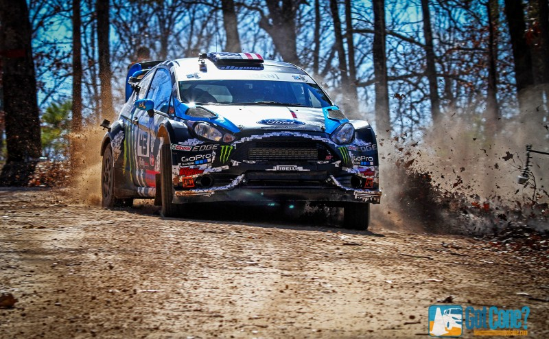Ken Block HFHV Ford Fiesta for sale