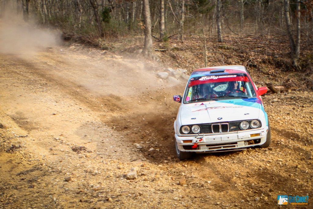 BMW e30 Rally Car