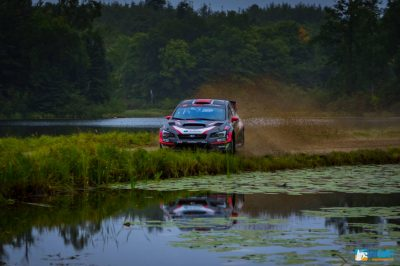 Travis Pastrana Ojibwe Forests Rally