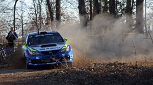 Travis Pastrana is back with Subaru Rally Team USA for 2014